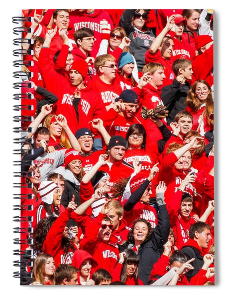 Jump Around Spiral Notebook