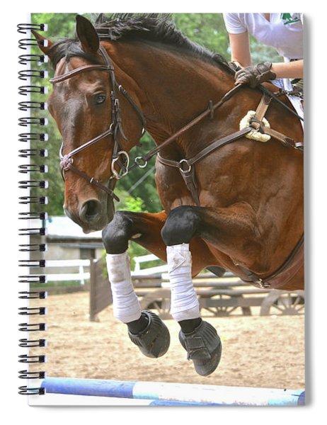 Jumper Spiral Notebook