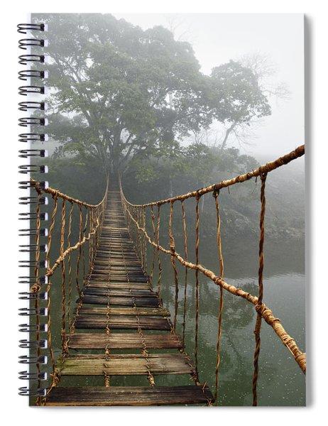 Jungle Journey 2 Spiral Notebook