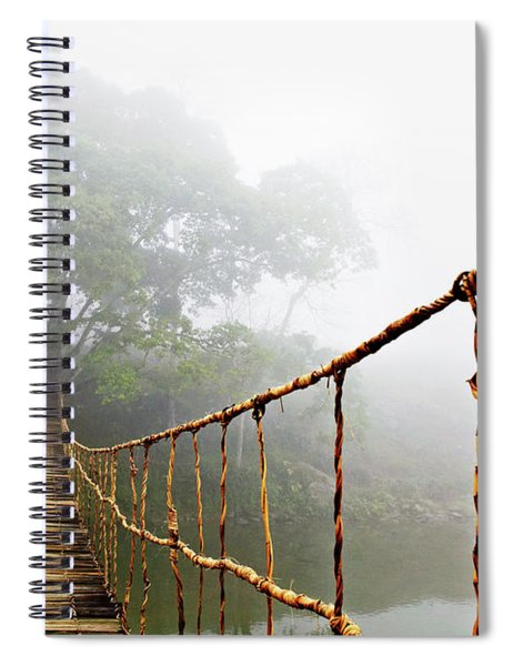 Jungle Journey Spiral Notebook