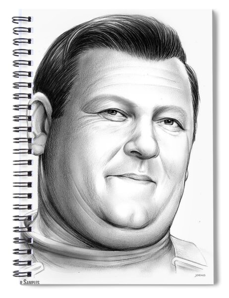 Junior Samples Spiral Notebook