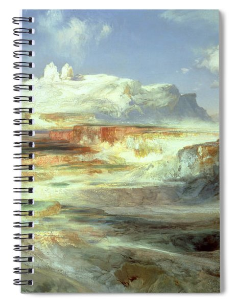 Jupiter Terrace Spiral Notebook
