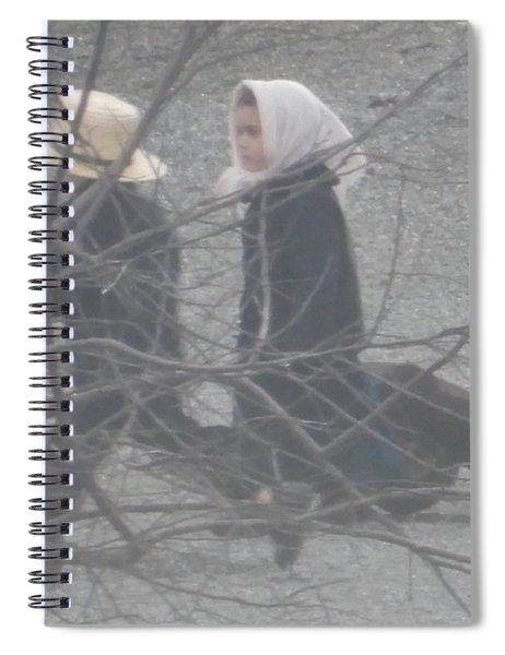Just Like Mom And Dad Spiral Notebook