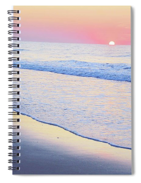 Just The Two Of Us - Jersey Shore Series Spiral Notebook