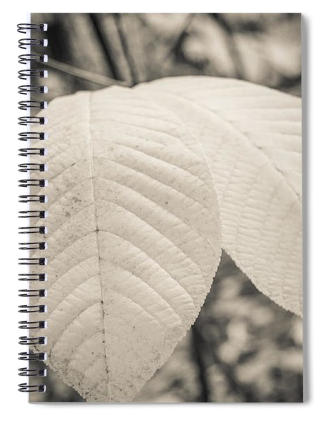 Just Two Left Spiral Notebook