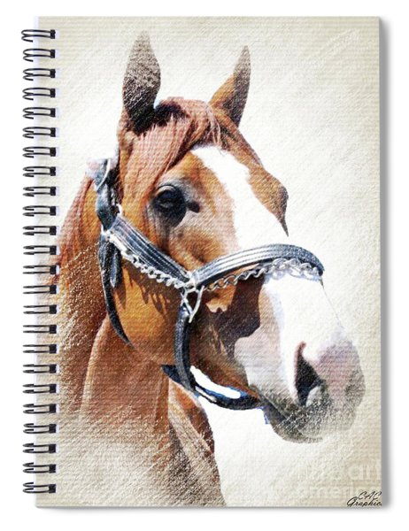 Justify Spiral Notebook