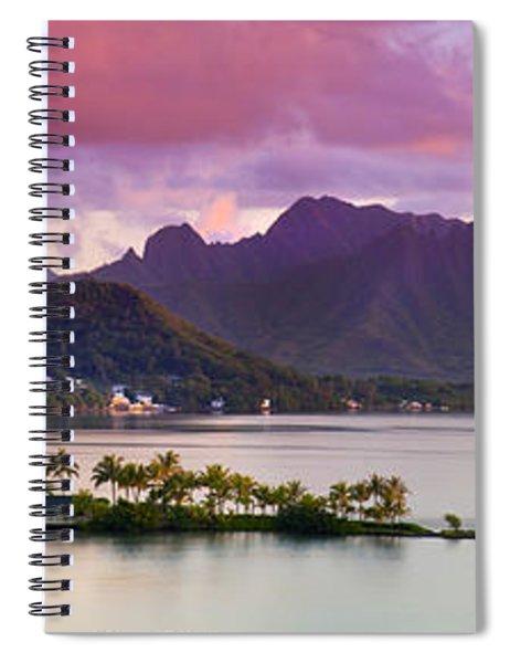 Kahaluu Glow Spiral Notebook