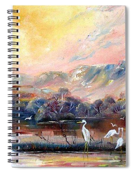 Kakadu Spiral Notebook