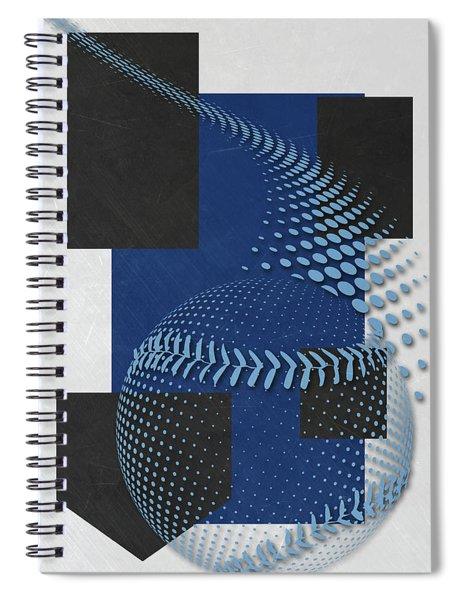Kansas City Royals Art Spiral Notebook