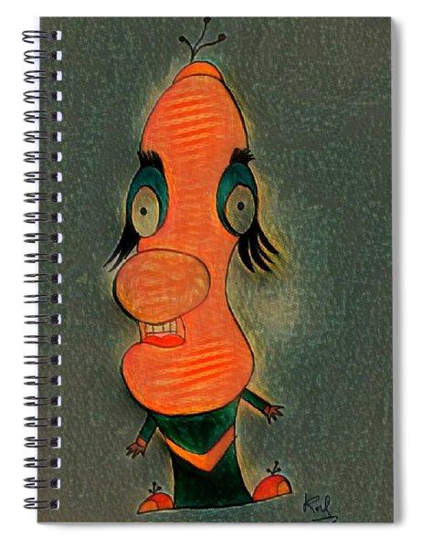 Karl Spiral Notebook