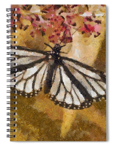 Karma Spiral Notebook