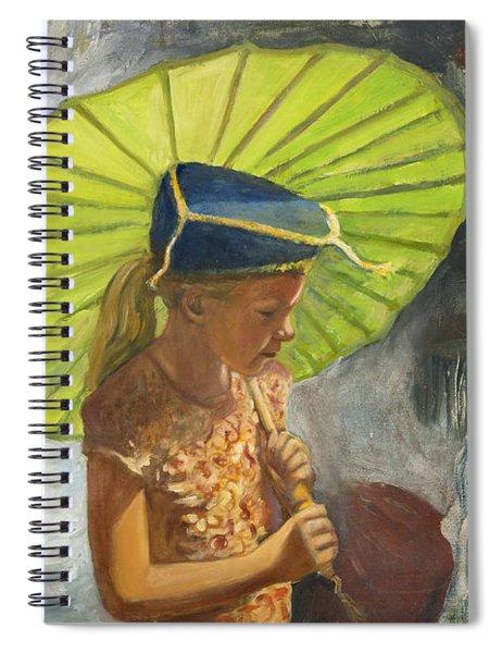 Katemandu Spiral Notebook