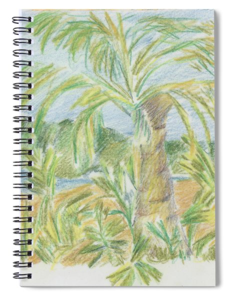 Kauai Palms Spiral Notebook