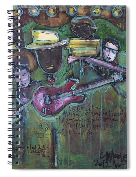 Keb' Mo' Live Spiral Notebook