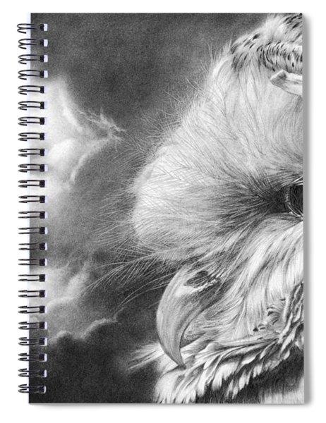 Keeper Of Secrets Spiral Notebook