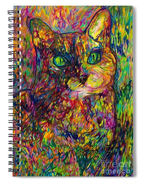 Kellogg Spiral Notebook
