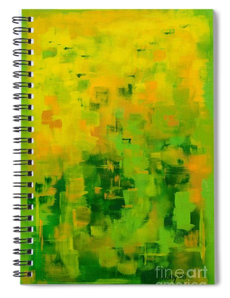 Kenny's Room Spiral Notebook