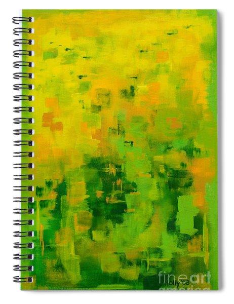 Kenny's Room Spiral Notebook