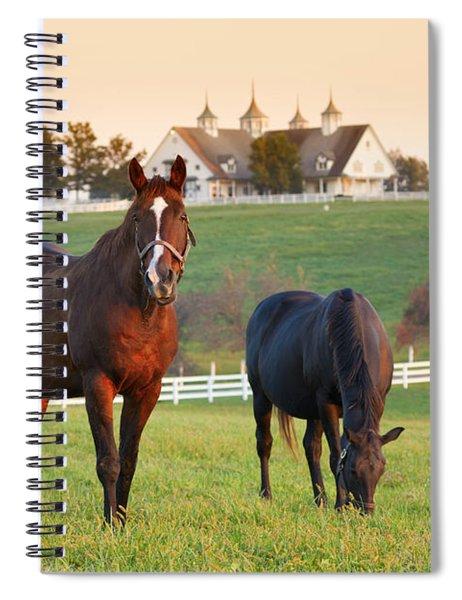 Kentucky Pride Spiral Notebook