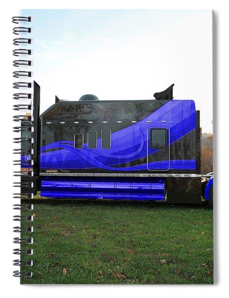 Kenworth Spiral Notebook