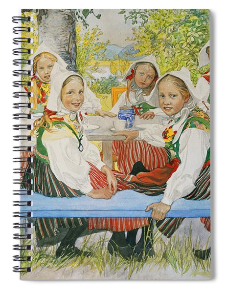 Kersti's Birthday Spiral Notebook