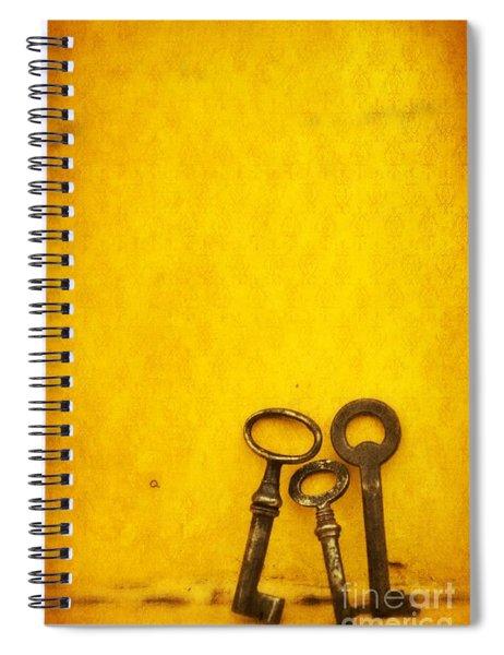 Key Family Spiral Notebook