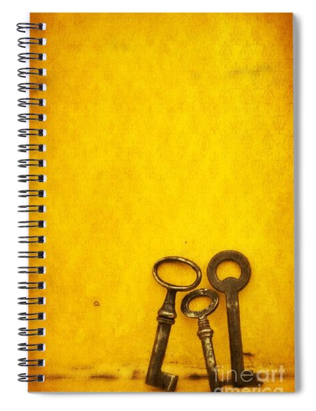 Key Family Spiral Notebook