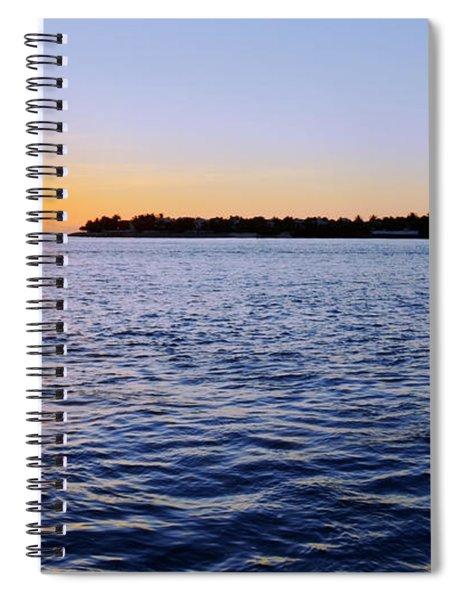 Key Glow Spiral Notebook