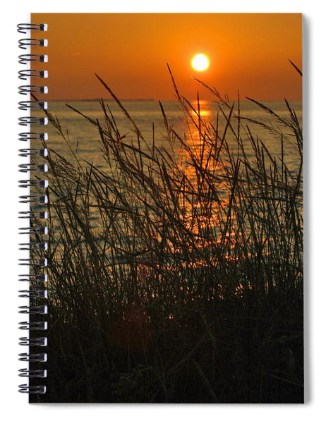 Key West Sunset Spiral Notebook