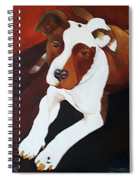 Khalua Spiral Notebook