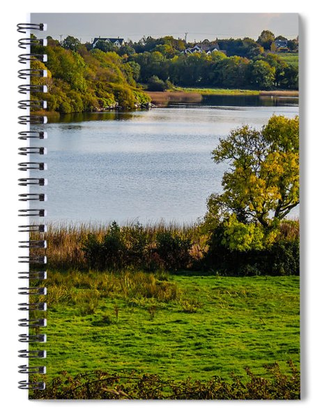Killone Lake In County Clare, Ireland Spiral Notebook