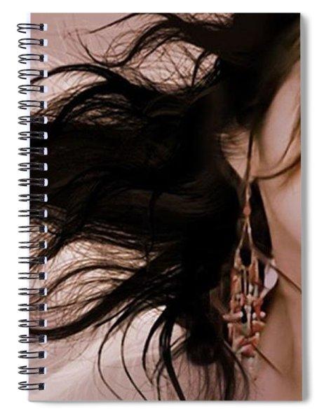 Kim Tae-hee Spiral Notebook