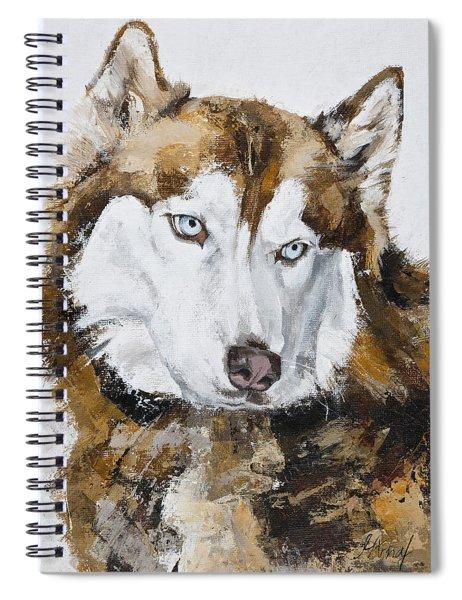 Kind Eyes Spiral Notebook