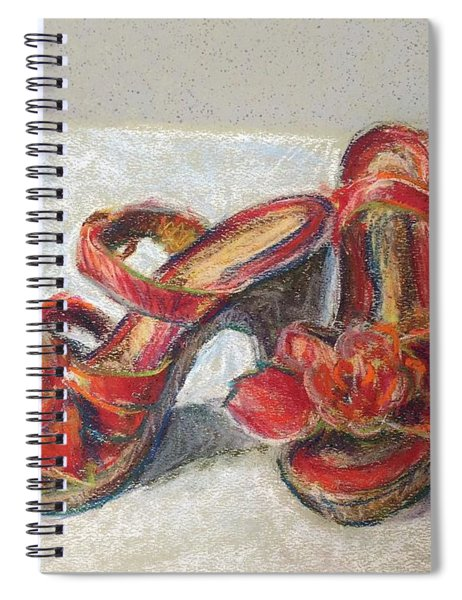Kingdom Shoes Spiral Notebook