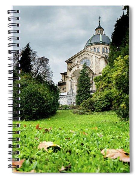Kirche Enge Spiral Notebook
