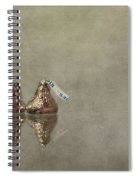Kisses Spiral Notebook