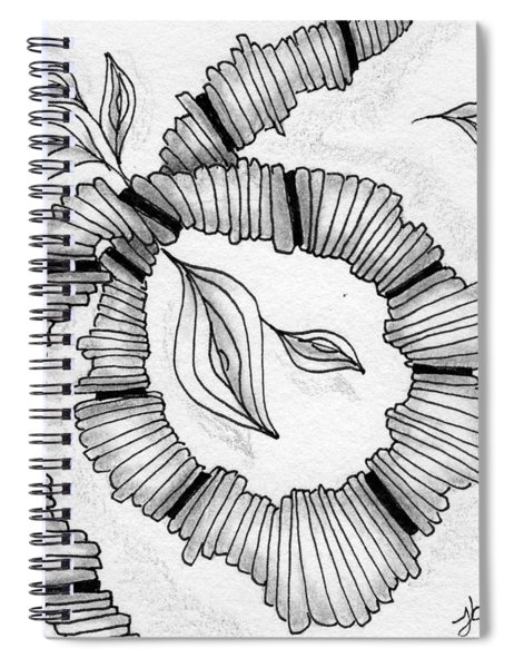 Knot Today, Please Spiral Notebook