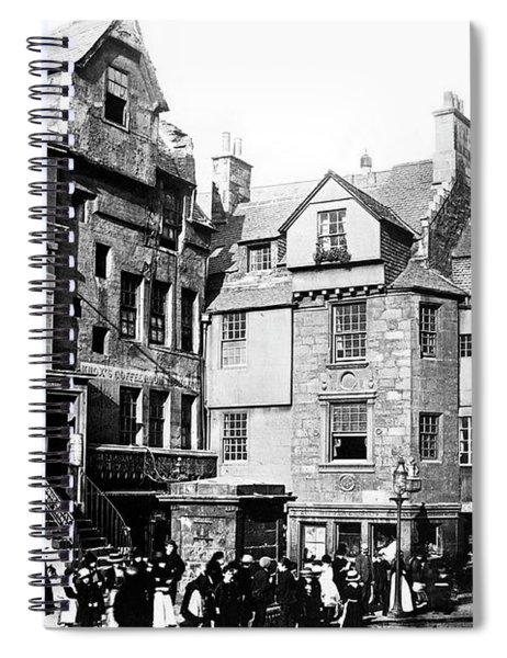 John Knox House  Spiral Notebook