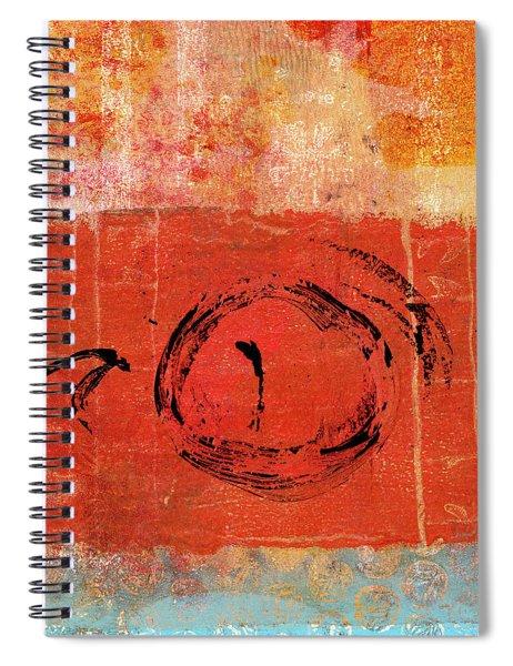 Kodachrome Mixed Media Spiral Notebook