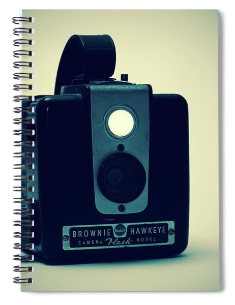 Kodak Brownie Spiral Notebook