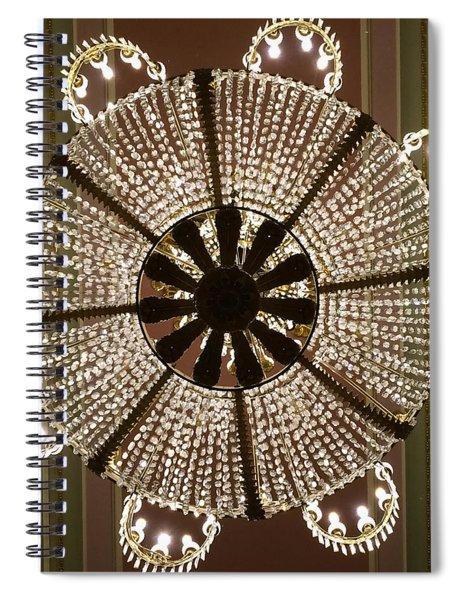 Komissarzhevskaya Theatre Spiral Notebook