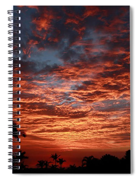 Kona Fire Sky Spiral Notebook