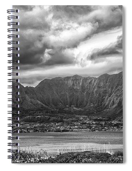 Ko'olau And H-3 Spiral Notebook