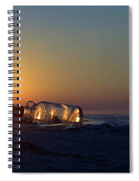 Kraken Spiral Notebook