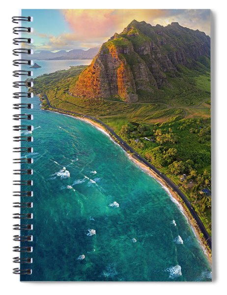 Kualoa Spiral Notebook
