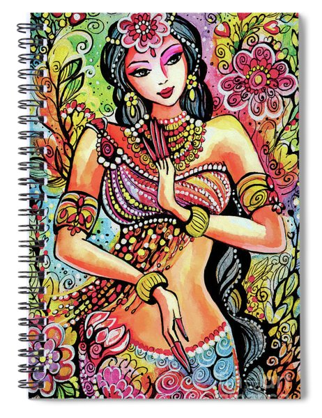 Kuan Yin Spiral Notebook