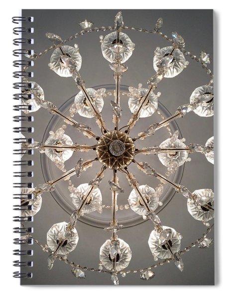 Kuzino Palace Spiral Notebook