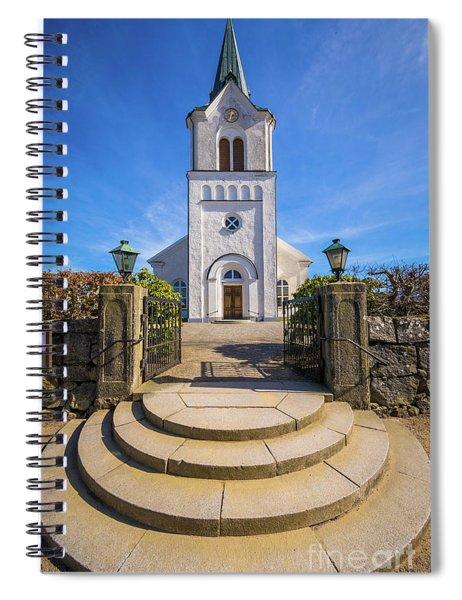 Kyrkhult Church Spiral Notebook