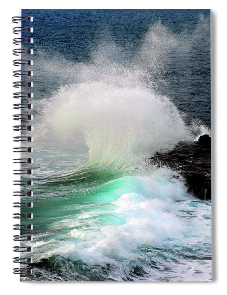 La Jolla Surge Spiral Notebook