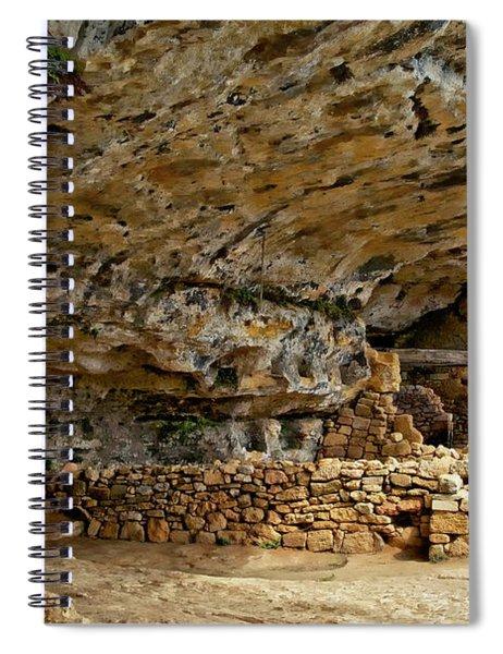 La Madeleine Ruins Spiral Notebook
